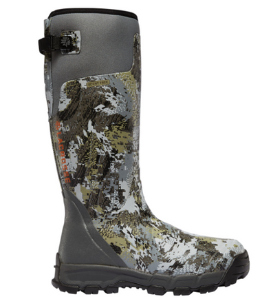 "Alphaburly Pro 18"" - 800G Insulated Boot - 1 Shot Gear"