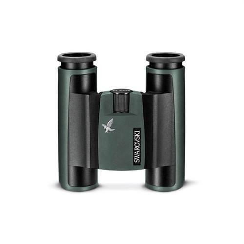 Swarovski CL Pocket 10x25 Green Binocular 46211 - 1 Shot Gear