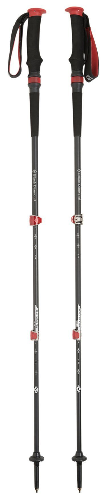 Black Diamond Trail Pro Shock Trekking Poles - 1 Shot Gear