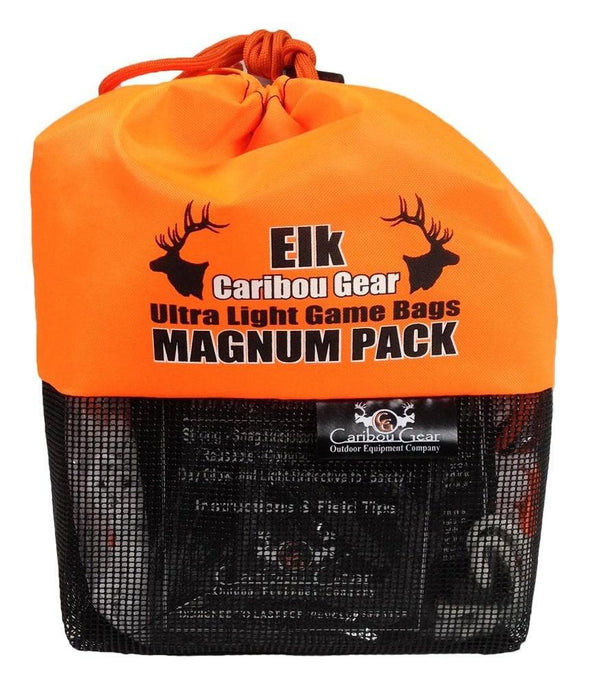 Caribou Gear Game Bags Magnum Pack - Elk - 1 Shot Gear