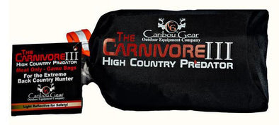 Caribou Gear Game Bags Carnivore III - 1 Shot Gear