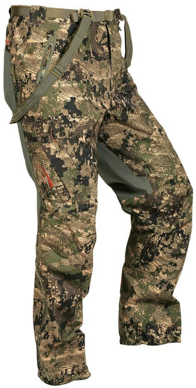 Sitka Gear Coldfront Bib Pant - Ground Forest / XL - 1 Shot Gear