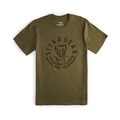 Sitka Six Point Tee - NEW for 2020