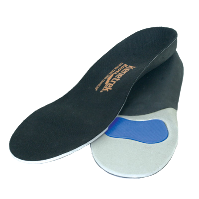 Kenetrek Supportive Insoles - Gel Cushion - 1 Shot Gear