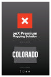 onX Hunt Colorado Digital Hunting Map - 1 Shot Gear