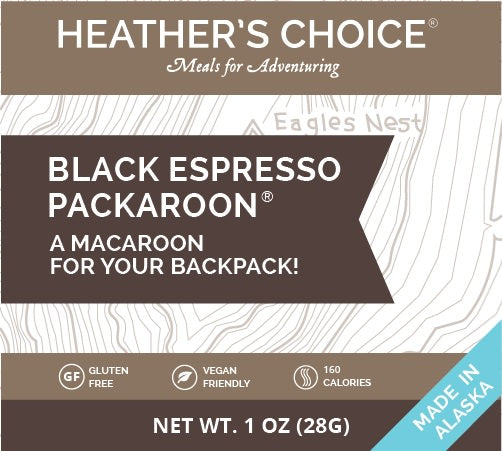 Heather's Choice Packaroons - Black Espresso - 1 Shot Gear