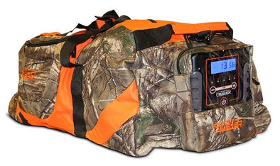 Scent Crusher Camo Gear Bag - 1 Shot Gear