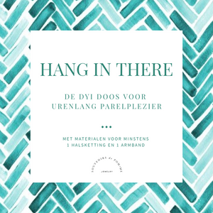 HANG IN THERE - DIY-box - Souvenirs de Pomme