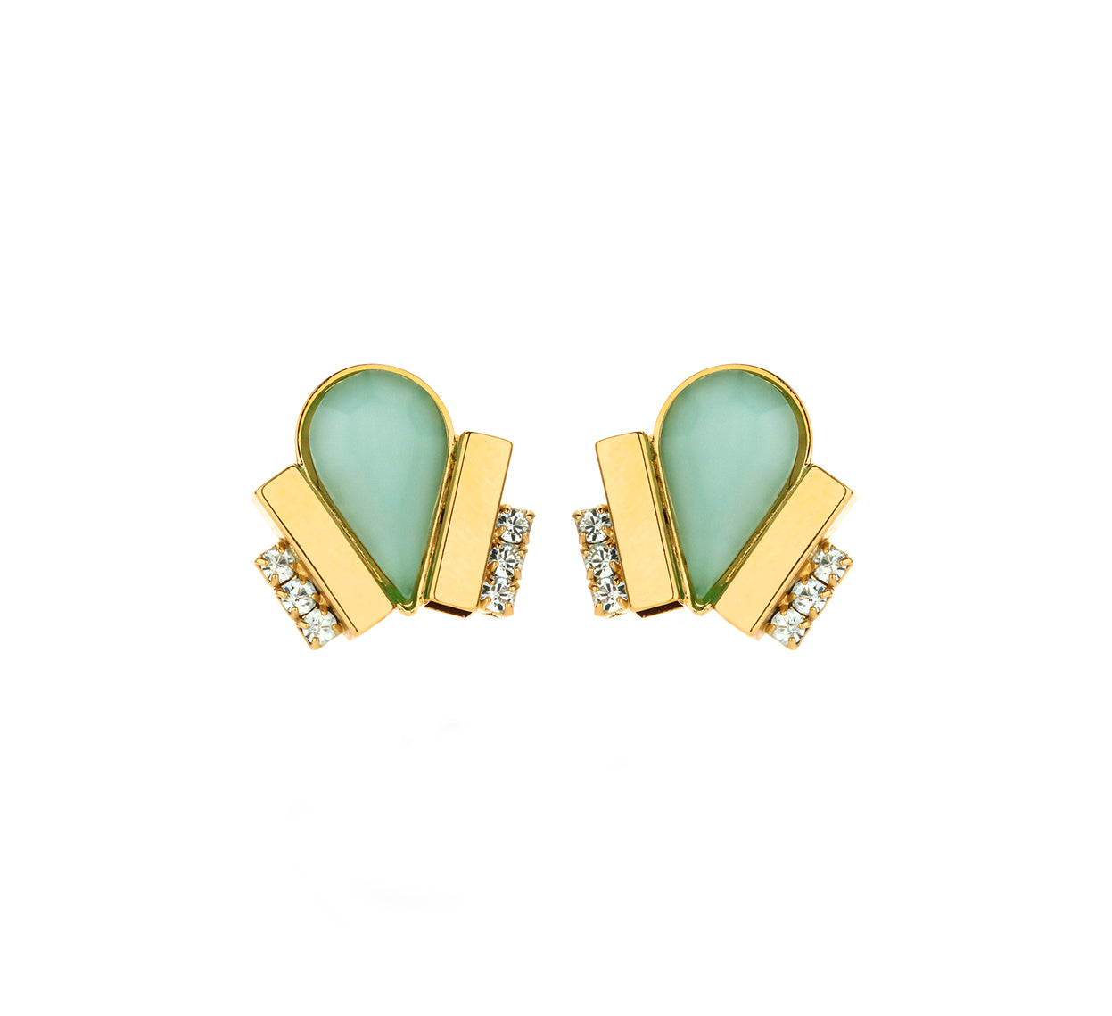 Ducre shortie earring turquoise