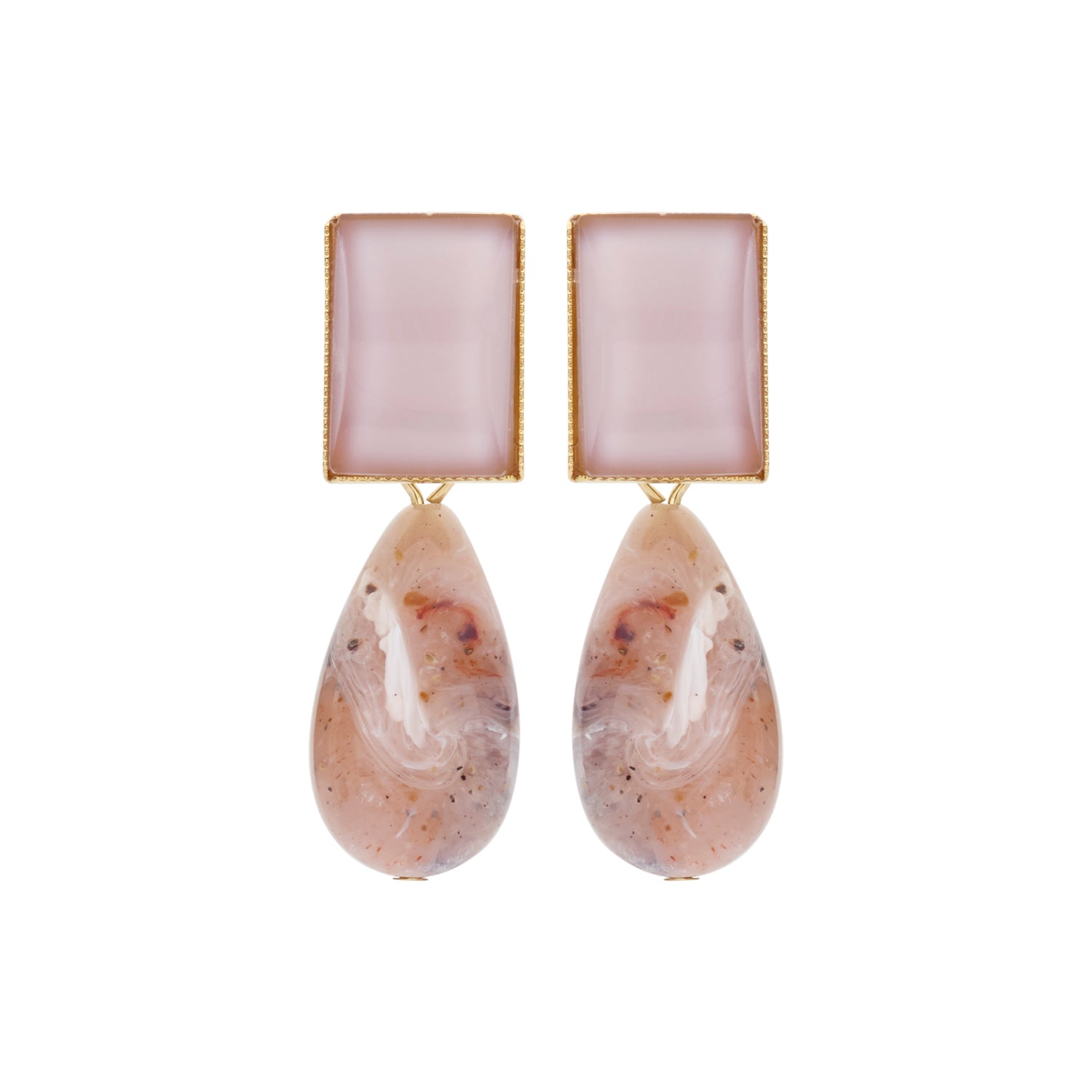 New Playa nude earrings - Souvenirs de Pomme