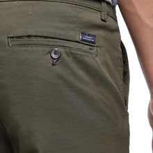 Load image into Gallery viewer, ZARA - Cotton Stretch 'skinny fit' Olive Chino