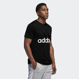 AD Badge of sport Black T shirt