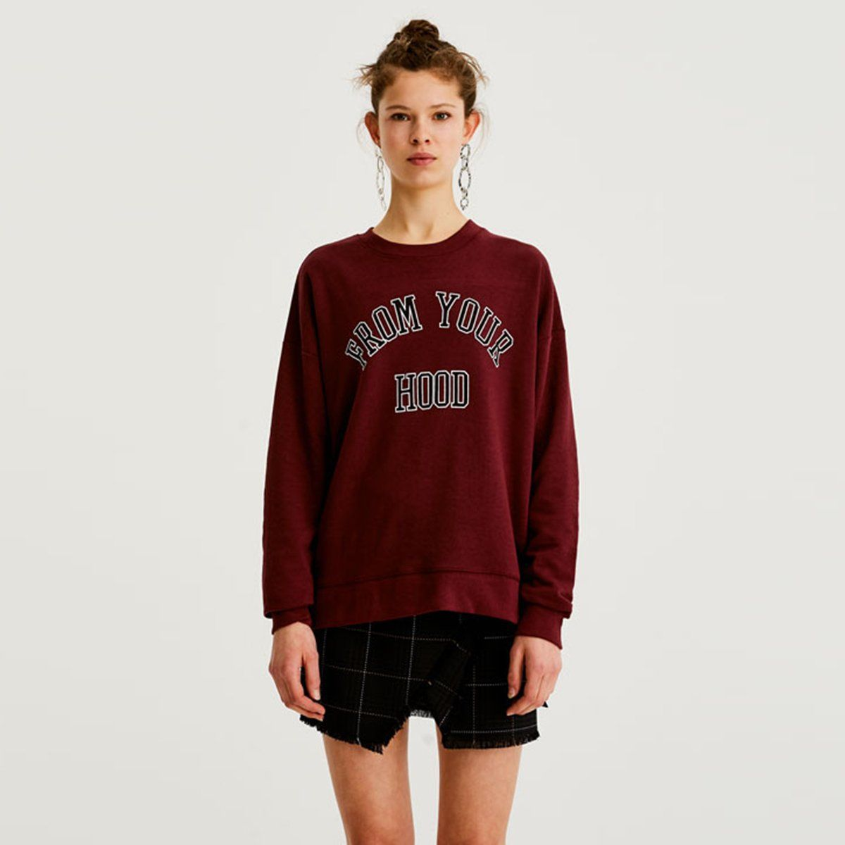 PULL & BEAR - From Your Hood Sweatshirt