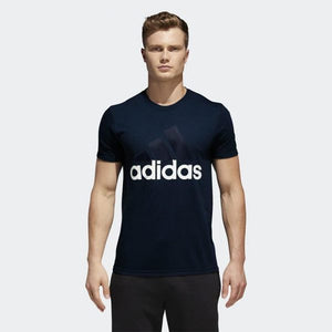 AD Badge of sport Navy T shirt