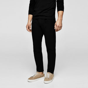 MNG - Men Black Jogging Trouser
