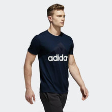 Load image into Gallery viewer, AD Badge of sport Navy T shirt