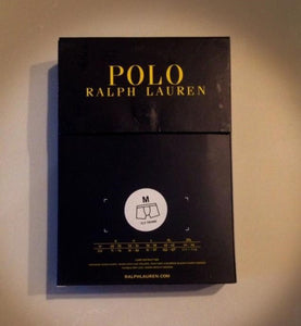 RALPH LAUREN – Imported Cotton Boxer in Ultimate Magnetic box Packaging