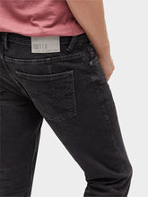 Load image into Gallery viewer, TOM T - Men's Black Slim Fit Piers Jeans