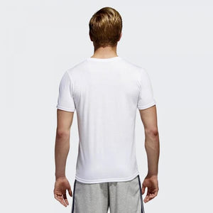 AD Badge of sport White T shirt