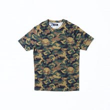 Load image into Gallery viewer, ZARA – CAMOUFLAGE PRINT T SHIRT (480)
