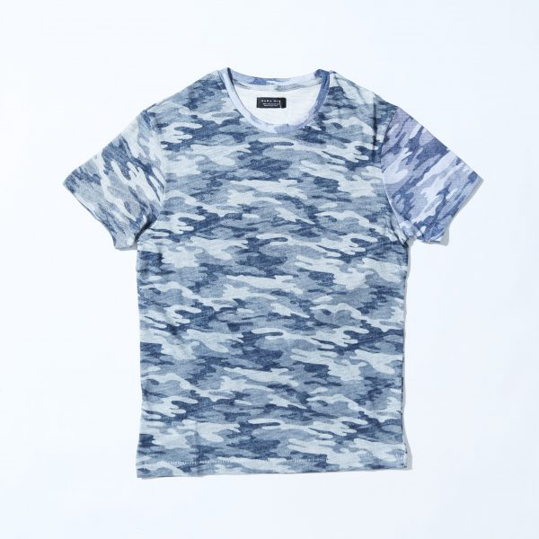 ZR – CAMOUFLAGE PRINT T SHIRT (480)