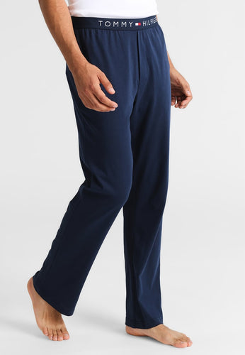 TOM HILFI- Navy Icon Lounge Pants