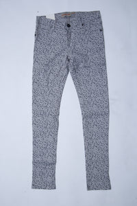 Stoneage Jeans - Printed Grey Super Skiny