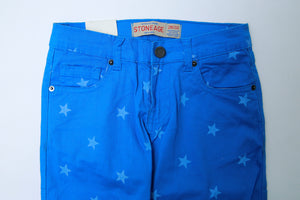 Stoneage Jeans - Super Skinny Royal Blue