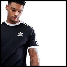 Load image into Gallery viewer, ADIDAS - Black tee