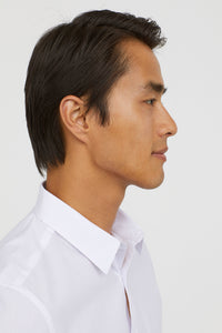 H & M - Easy iron Slim Fit White Shirt