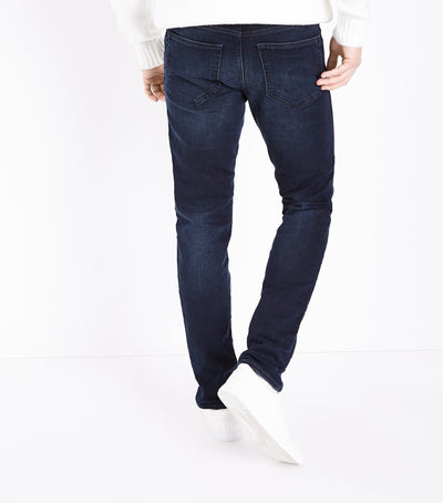 NEW LK - Slim fit Navy Blue Jeans