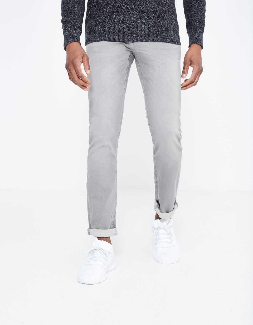 CLO - Grey 'Slim fit' Jeans