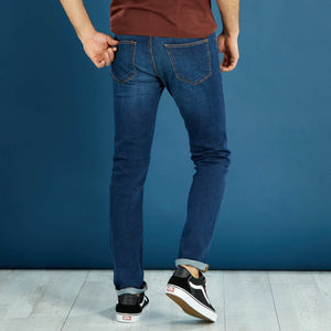 KIABI - Blue 'slim fit' jeans