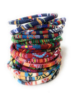 Boho Wrap Bracelets - Woven Layering Bracelets for Men or Women