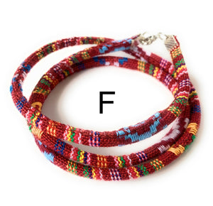Load image into Gallery viewer, Boho Woven Bracelets - Woven Layering Bracelets for Men or Women