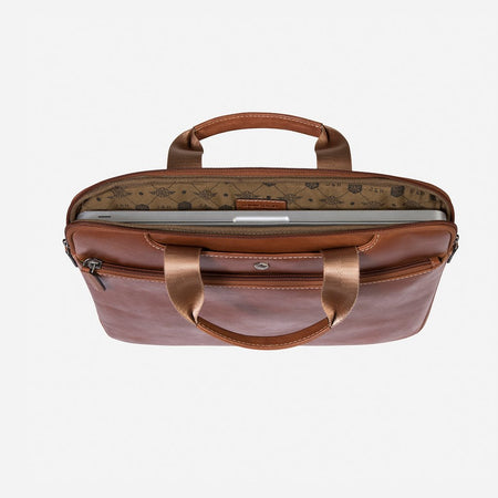 Extra Slim Laptop Briefcase