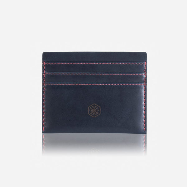 Slim Card Holder, Blue