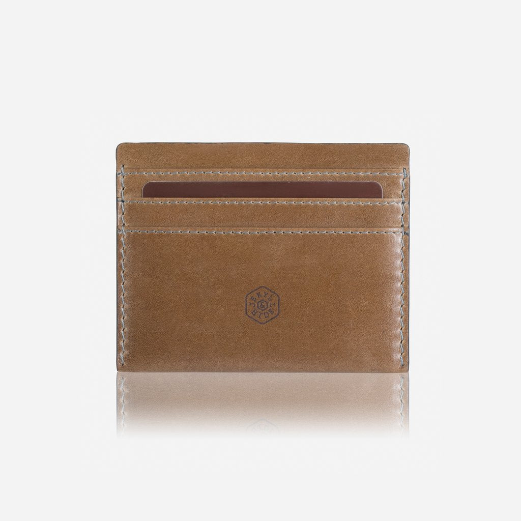 Slim Card Holder, Olive