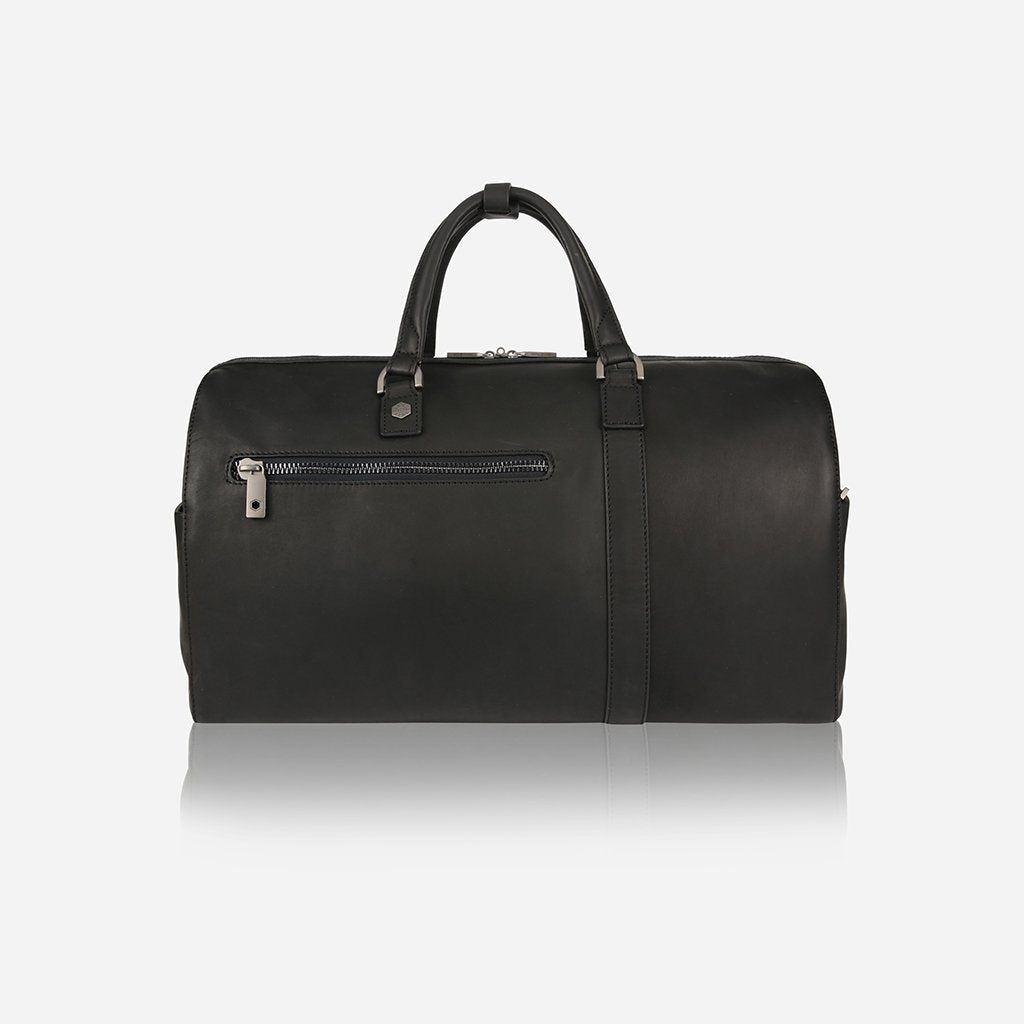 "Medium Holdall 19"", Matt Black"