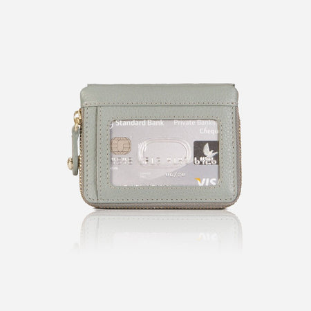 Mini Zip Around Ladies Wallet