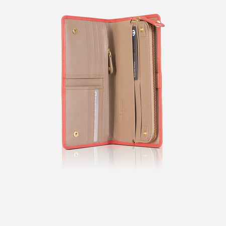 Ladies Zip Around Wallet