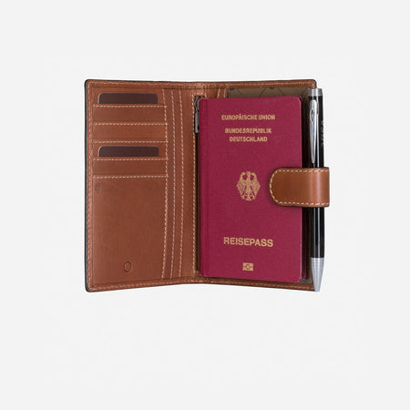 Passport Wallet And Organiser