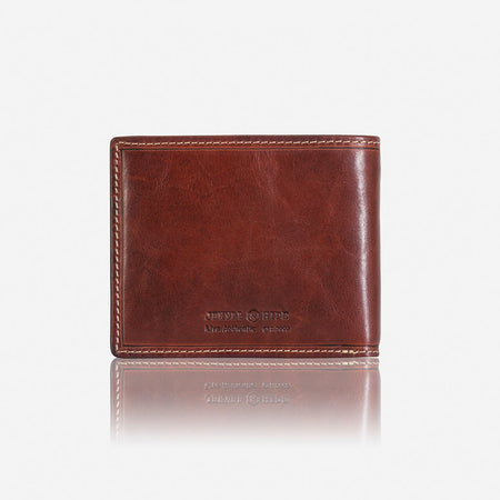 Medium Billfold Wallet With Coin