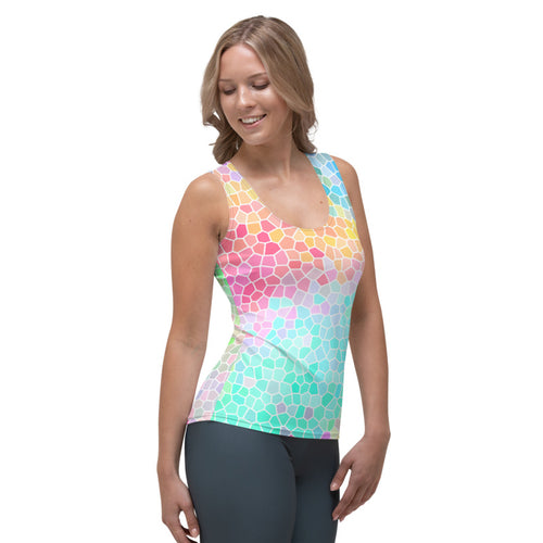 Kaleidoscope Flex Tank Top