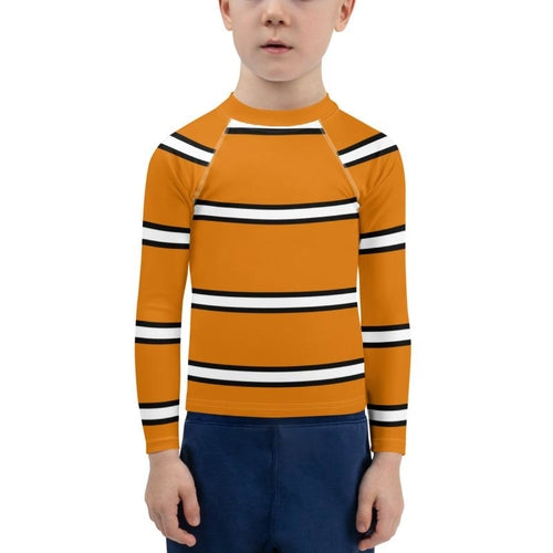 Kids Nemo Rash Guard