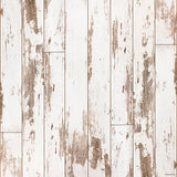 Retro White Wood Mat Floor-Foxbackdrop