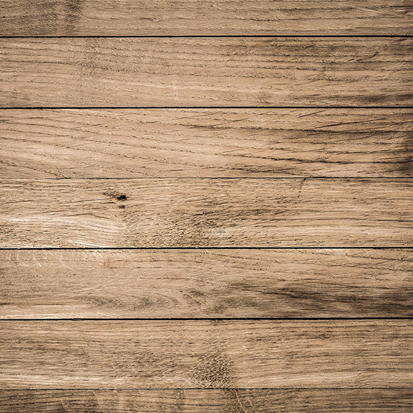 Fox Light Brown Wood Photos Rubber Mat Flooring