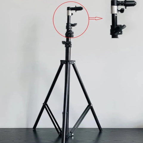 Fox Pop-Up Background Stand Clip Stand Kit for Photo Studios