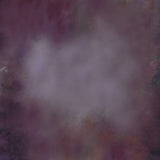 Fox Purple Abstract Fog Portrait Vinyl Photographic Backdrop-Foxbackdrop
