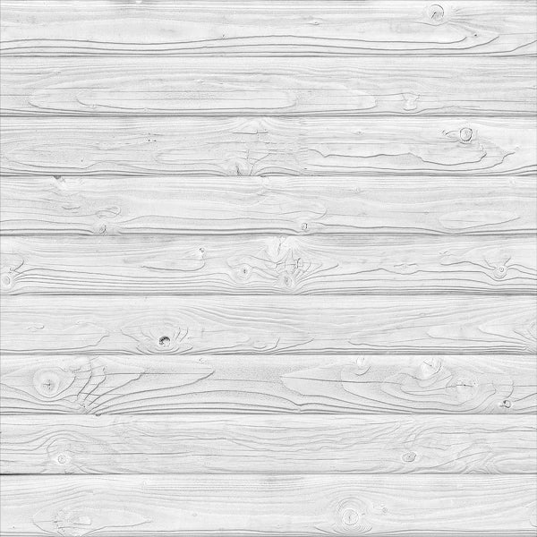 Fox Vintage Light Gray Wood Newborn Vinyl Backdrop-Foxbackdrop